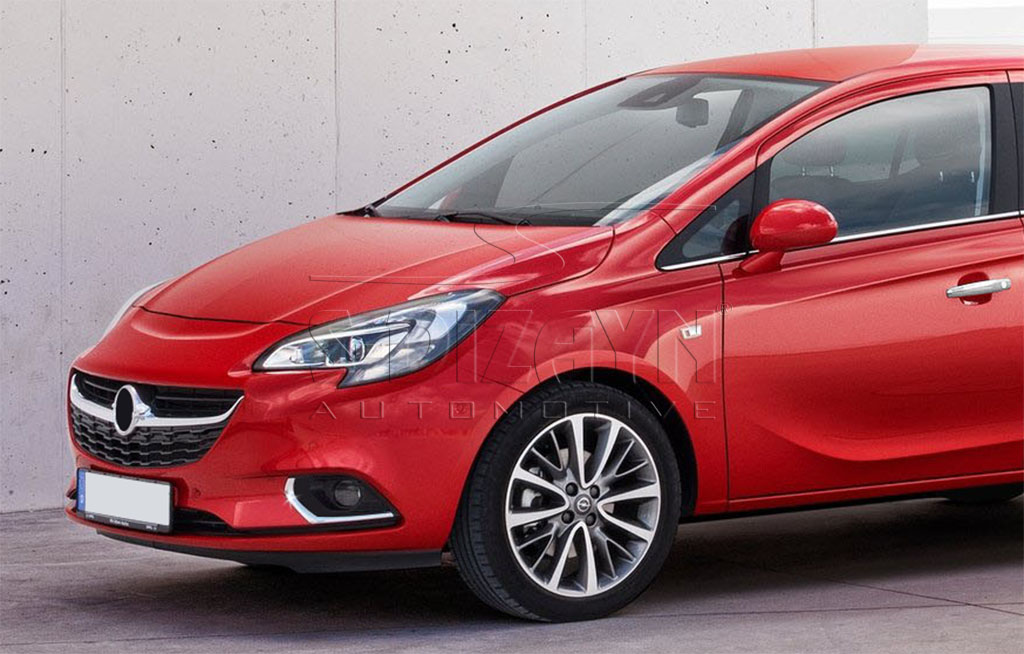 Opel Krom Aksesuar
