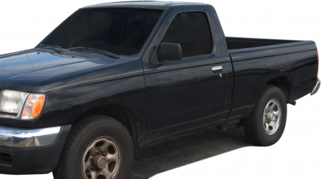 Nissan Pick-Up Krom Kapı Kolu 2 Kapı 1999-2006 (Sky Star)
