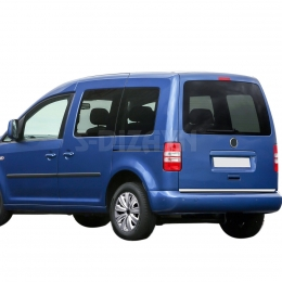 VW Caddy Krom Bagaj Alt Çıta 2004-2015